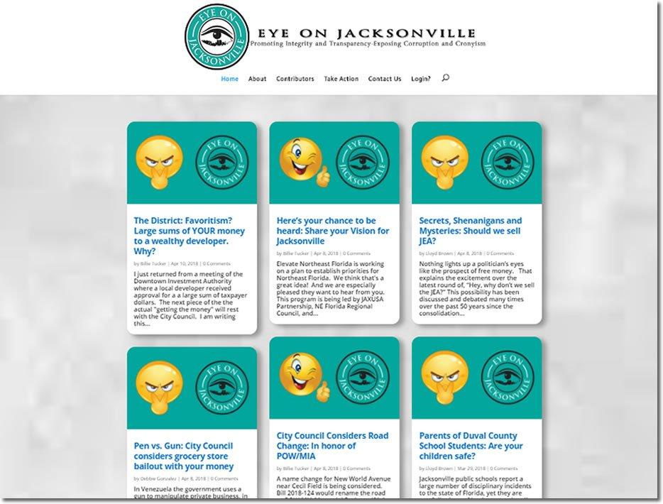 Eye on Jacksonville